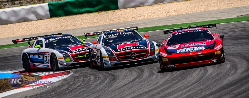 FIA GT1 World Championship | FIA GT3 European Championship