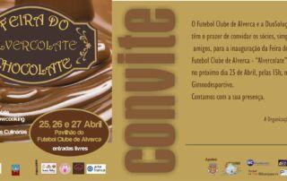 Feira do Chocolate do Futebol Clube de Alverca 2014
