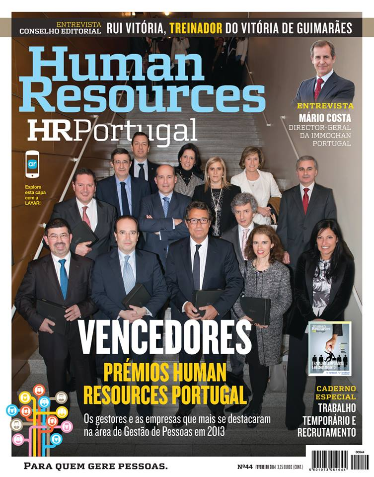 Prémios Human Resources 2013