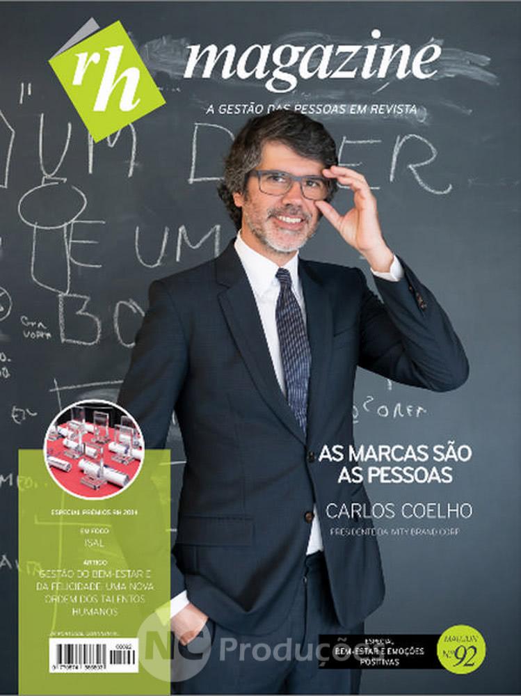 RH Magazine 92 – Carlos Coelho