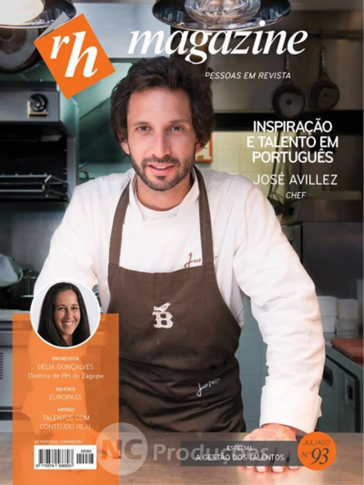 RH Magazine 93 – José Avillez