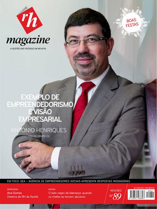 RH Magazine 89 – António Henriques