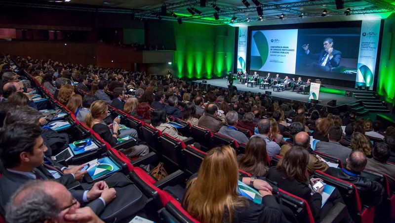 eSPap Conferência Anual de Serviços Partilhados e Compras Púb