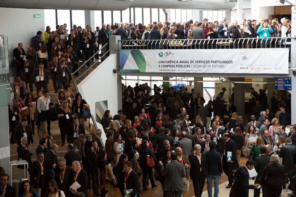 eSPap 2ª edição da Conferência Anual de Serviços Partilhados e Compras Públicas