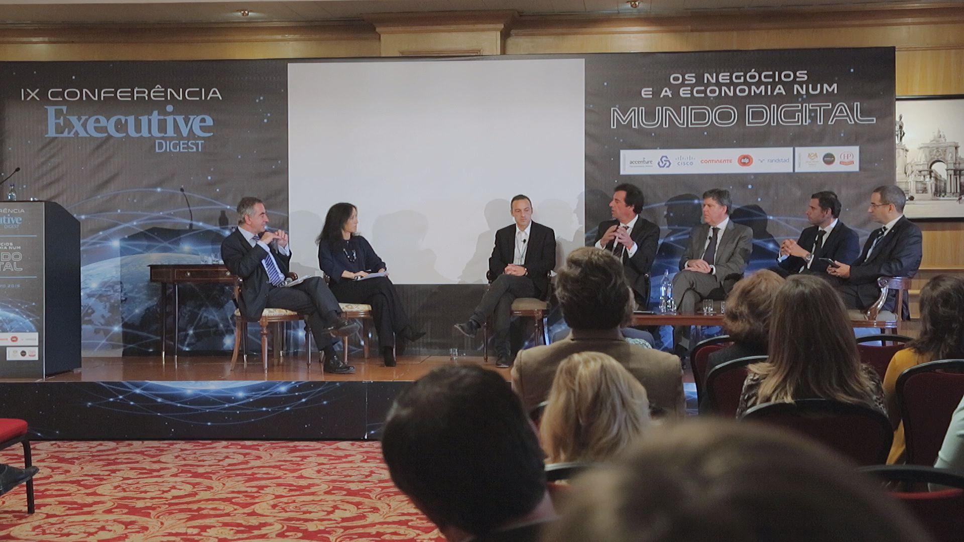 IX Conferência Executive Digest – Os negócios e a economia num mundo digital