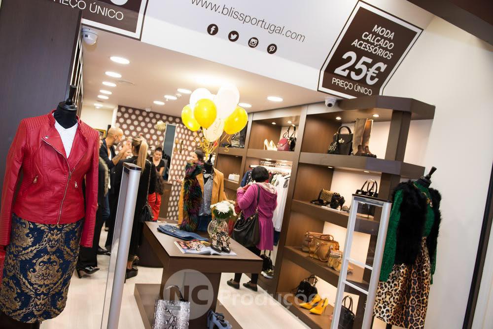 Inauguração Bliss Couture Oeiras