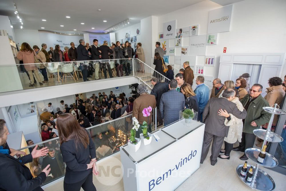 Amway Opening Lisbon Center