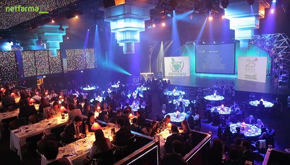 Gala de entrega de prémios Almofariz 2016
