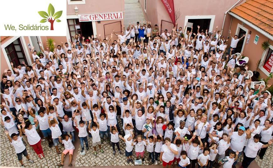 Generali Solidário 2014 Fotografia, Vídeo, Livestream Profissional