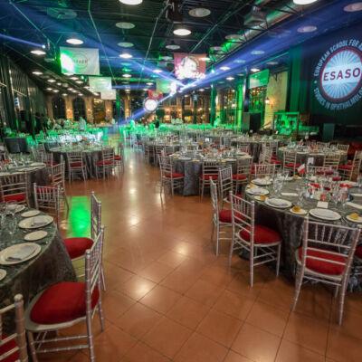ESASO Retina Academy 2014 Fotografia, Vídeo, Livestream Profissional