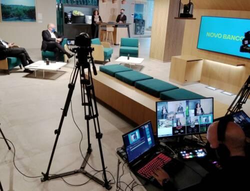 Produtora conferências e reuniões no Microsoft Teams – NB